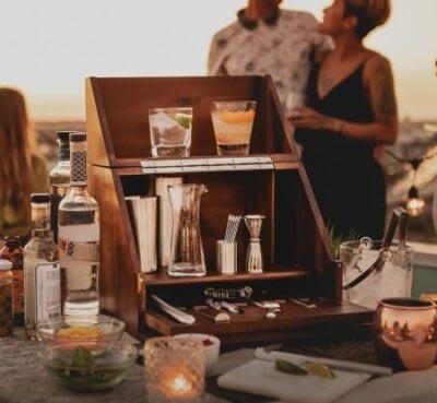 Tabeltop Bar Set