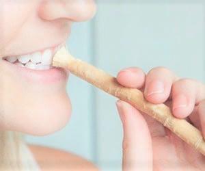 Natural Teeth Whitening Sticks