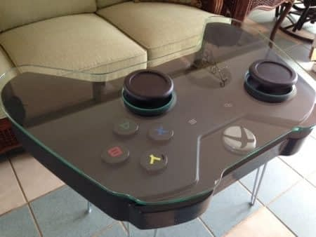 Xbox One Controller Table
