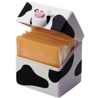 Cow Cheese Slice Holder Pod