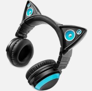 Kitten Ear Headphones