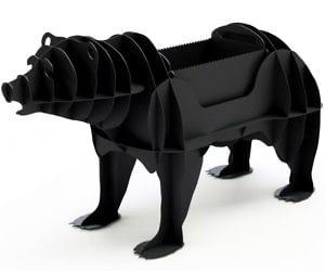 Animal Sculpture BBQ Grills