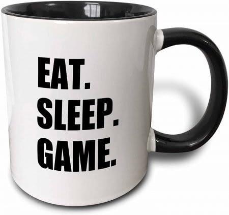 Eat. Sleep. Game. Mug