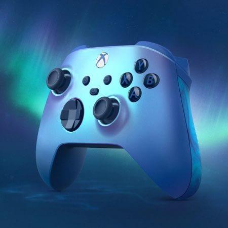Xbox Wireless Controller Aqua Shift