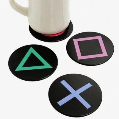 PlayStation Paladone Drink Coasters