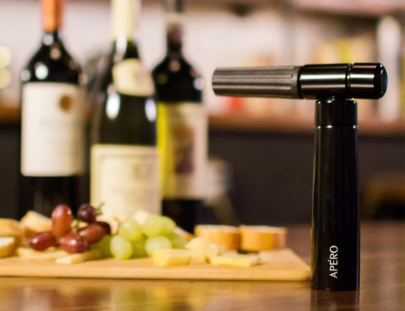 APERO N₂O Powered Wine Opener