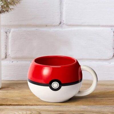Pokeball Coffee Mug