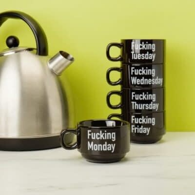 Weekday Cups