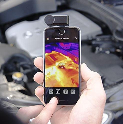 iPhone Thermal Camera