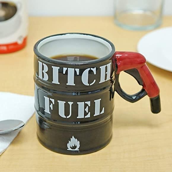 Bitch Fuel Mug