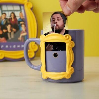 Friends Photo Frame Mug