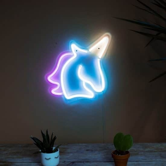 fun neon sign for store