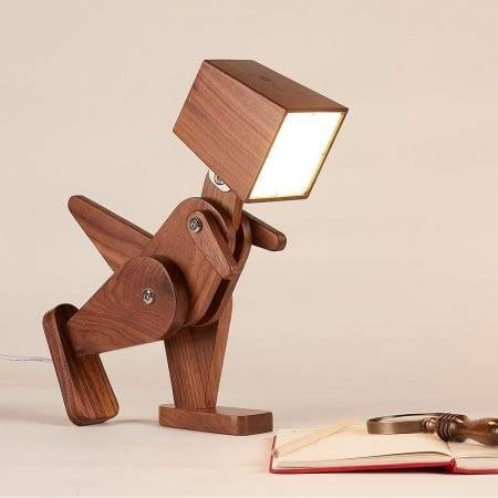 Adjustable Dinosaur Lamp
