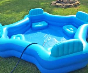 Inflatable Lounge Chair Pool