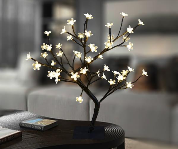 Cherry Blossom Bonsai Light