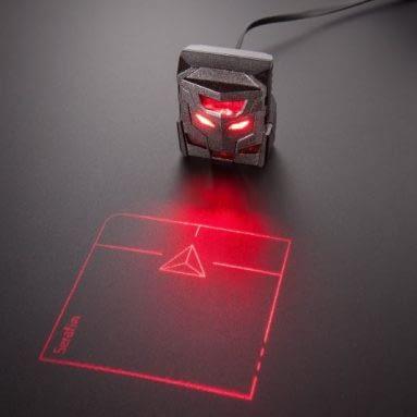 virtual laser mouse