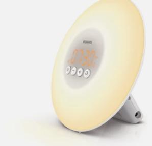 Sunlight Clock Lamp