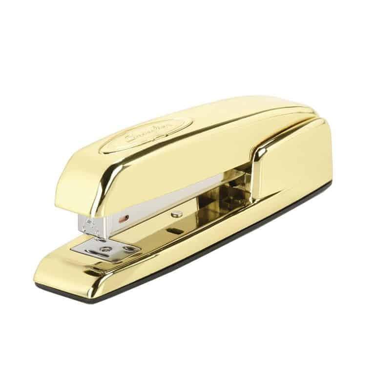 Swingline Gold Metallic Stapler