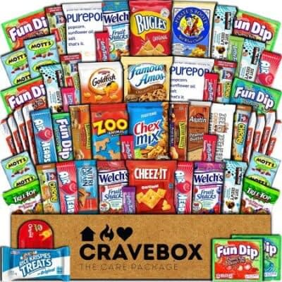 Ultimate Candy & Snacks Variety Gift Box